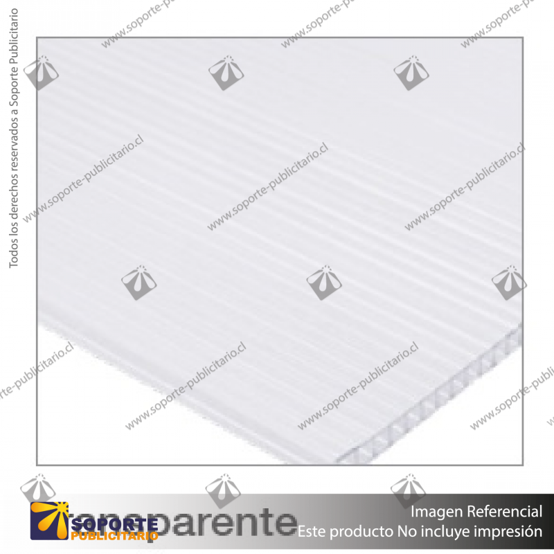 BIOMBO SEPARADOR AMBIENTES PA 6 MM CON MARCO PVC 70*200 CMS TRANSPARENTE CON TOPES REGULABLES